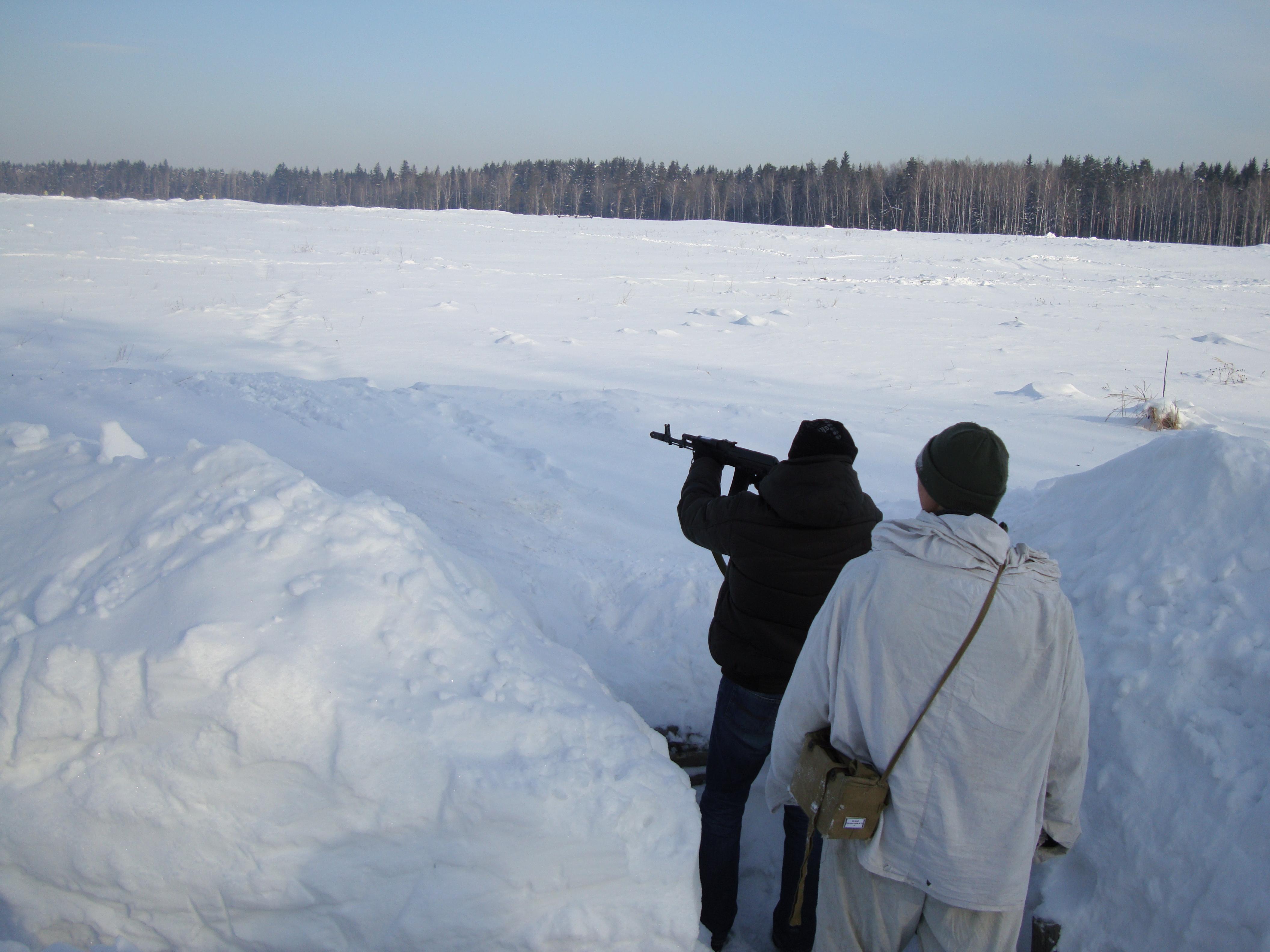 В Таманской мотострелковой бригаде...
