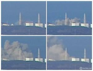 Авария на АЭС в Японии