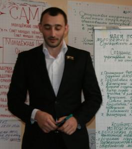 Семинар по вопросам молодежной политики ОМР