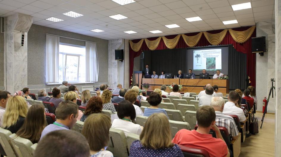 Алексей Солдатенко принял участие в организации международной конференции