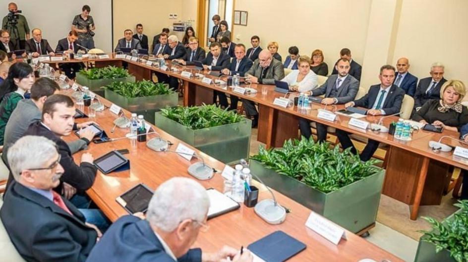 Депутаты в ходе очередного заседания утвердили структуру Администрации округа