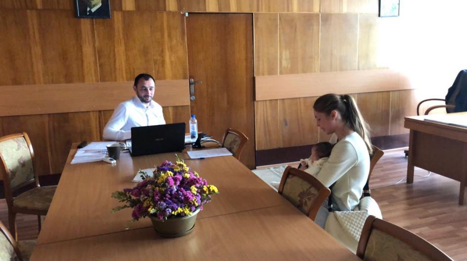 Алексей Солдатенко занялся устройством в детский сад детей, семьи которых находятся в сложной жизненной ситуации