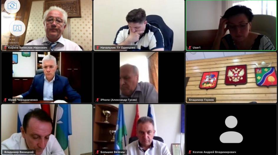 Алексей Солдатенко принял участие в обсуждении проекта поправок в Конституцию России