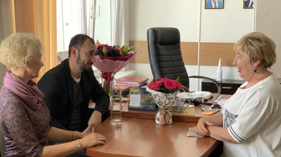Алексей Солдатенко обсудил с Татьяной Одинцовой программу празднования 100-летия со дня основания Федерального научного центра овощеводства