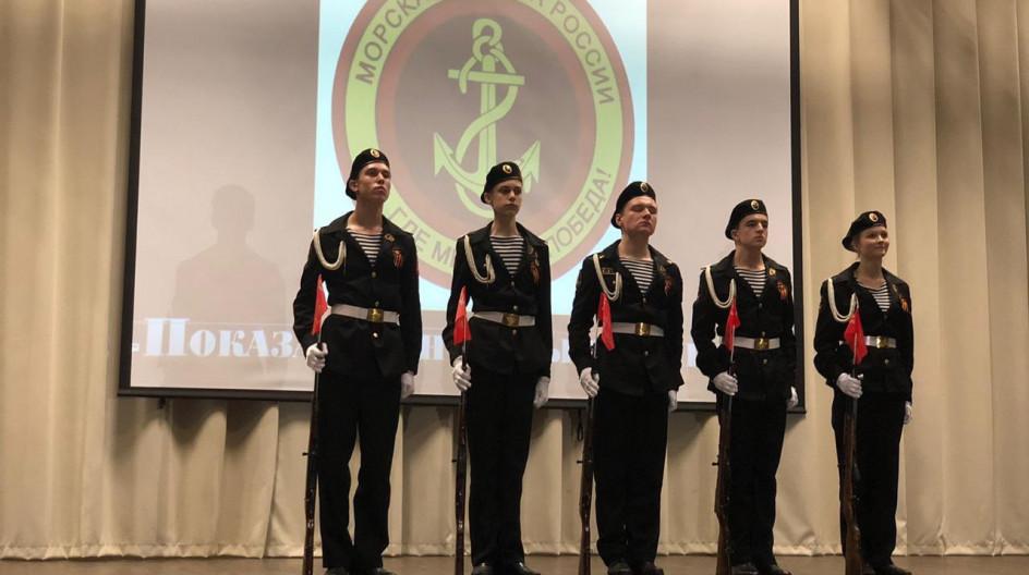 Алексей Солдатенко принял участие в родительском собрании, посвященном теме прохождения воинской службы