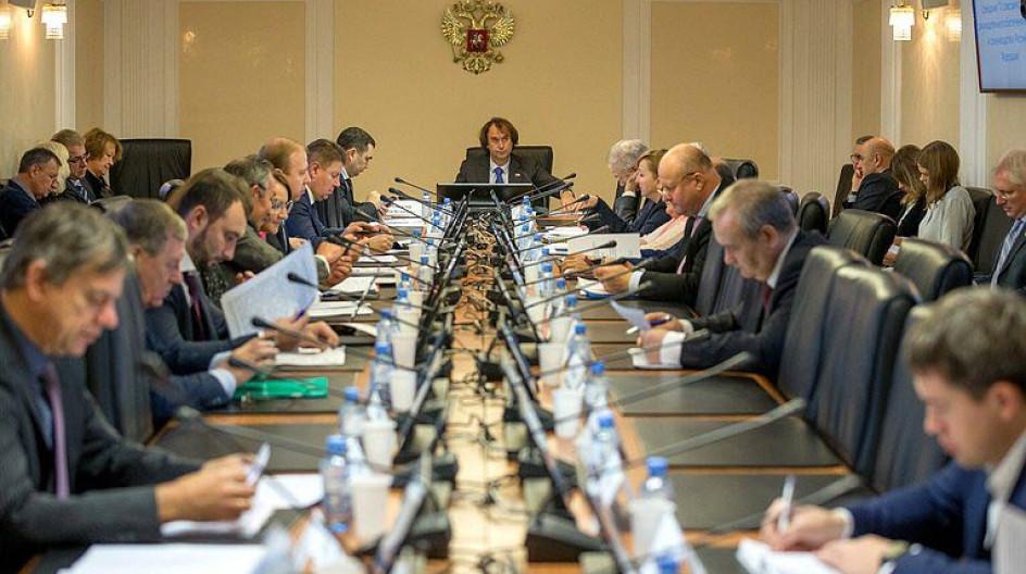Алексей Солдатенко принял участие в совещании в Совете Федерации РФ