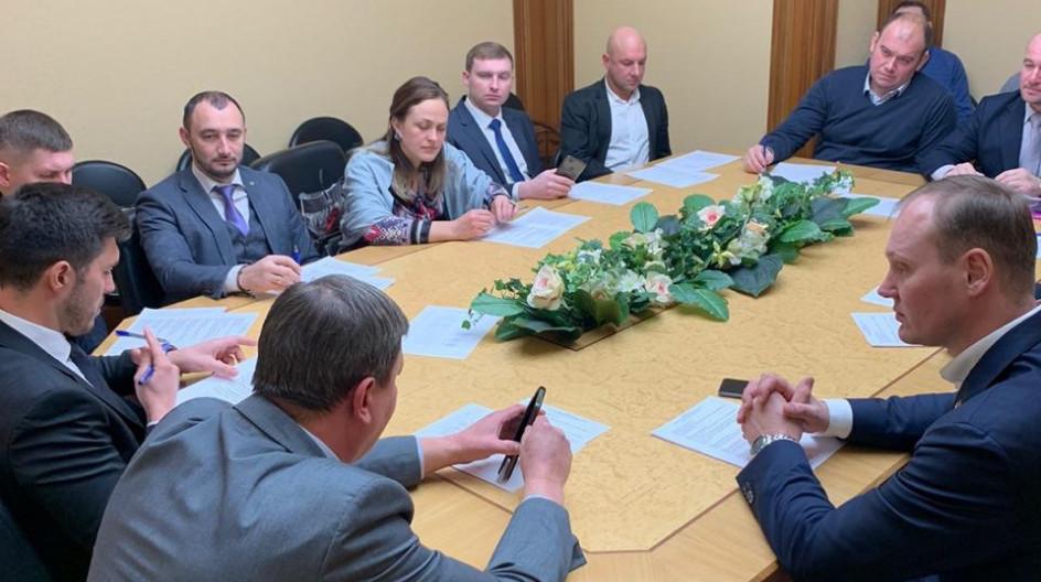 Алексей Солдатенко принял участие в заседании Президиума молодых депутатов при Мособлдуме
