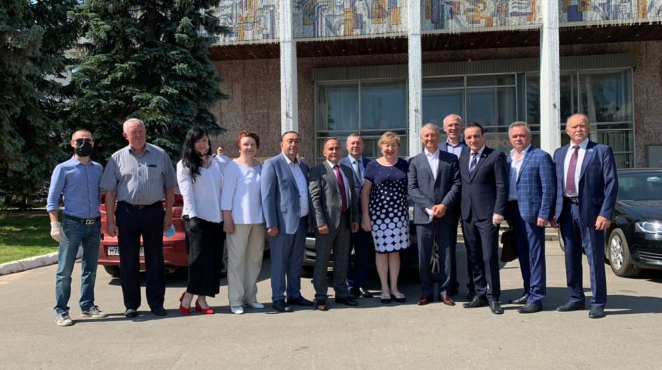 Алексей Солдатенко досрочно отдал свой голос в общероссийском голосовании по внесению изменений в Конституцию РФ