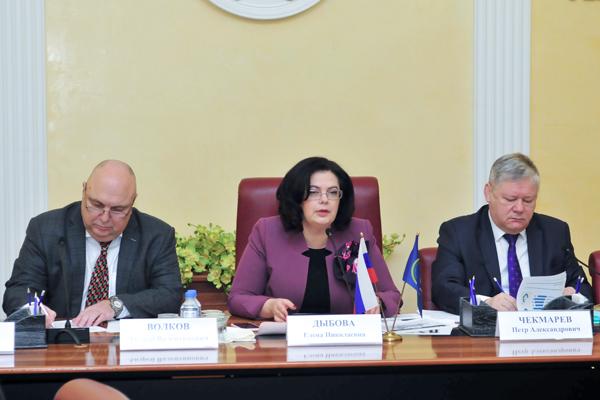 Заседание Комитета по развитию агропромышленного комплекса на тему «Новая Доктрина продовольственной безопасности РФ»