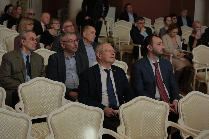 Заседание Бюро секции медико-биологических наук отделения медицинских наук РАН