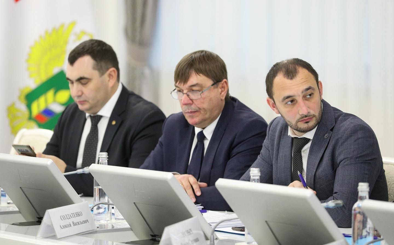 Заседание Межправительственного совета по вопросам развития агропромышленного комплекса СНГ