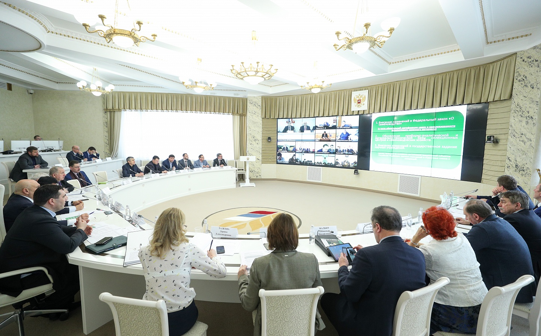 Заседание межведомственного Координационного совета по развитию селекции, семеноводства и биотехнологии сельскохозяйственных растений
