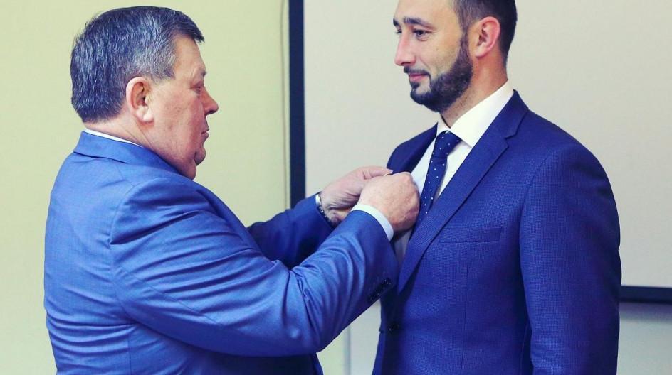 Алексею Солдатенко вручили Благодарность Управления делами Президента Российской Федерации