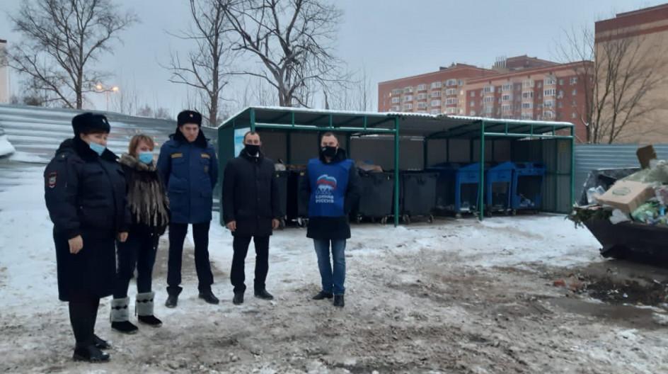 Алексей Солдатенко провел рейд по выявлению несанкционированных свалок