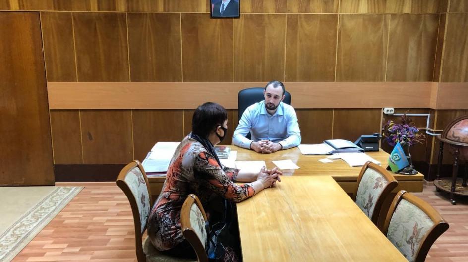 Алексей Солдатенко провел прием населения по личным вопросам в поселке ВНИИССОК