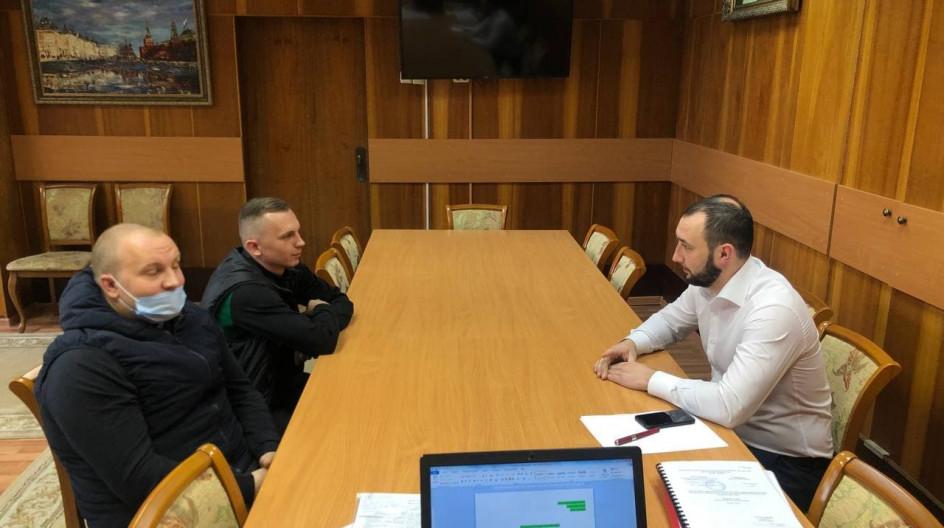 Алексей Солдатенко провел внеочередной прием населения в поселке ВНИИССОК