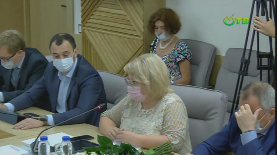 Депутаты приняли участие в очередном заседании Совета депутатов