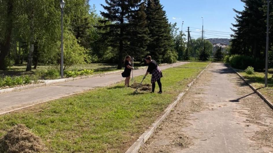 Алексей Солдатенко организовал и провел субботник на территории Федерального научного центра овощеводства